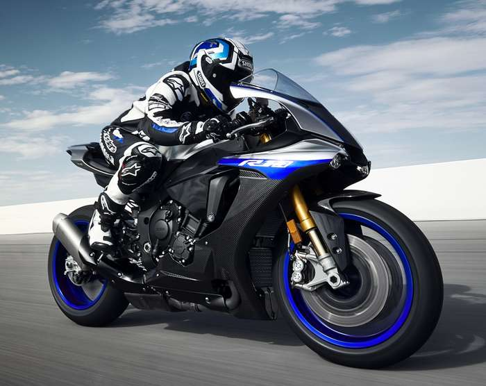 YZF-R1M 2019 Online-Reservation